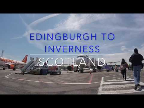 UK Adventure: Scotland (Edinburgh to Inverness and Back!)