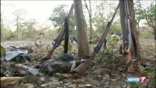 Maoists in Chhattisgarh kidnap 4 cops | India | News7 Tamil