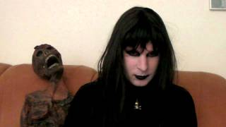 Goth Poem + Music