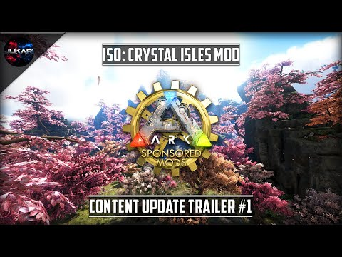 Mod:Crystal Isles - Official ARK: Survival Evolved Wiki