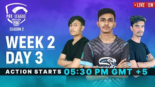 [EN] PMPL South Asia S2 | Week 2 Day 3 | PUBG MOBILE Pro League 2020