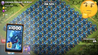 ELECTRO DRAGON MAX LEVEL VS TOWNHALL 12 !!! CLASH OF CLANS PRIVATE SERVER