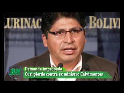 Cusi presentará demanda civil contra el exministro de Salud por 10 millones de dólares