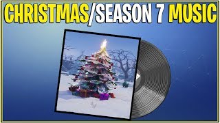 *NEW* SEASON 7/CHRISTMAS LOBBY MUSIC LEAKED.. (Fortnite)