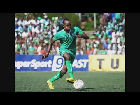 Burundi National team football player .Karim Nizigiyimana (Right back Defender)