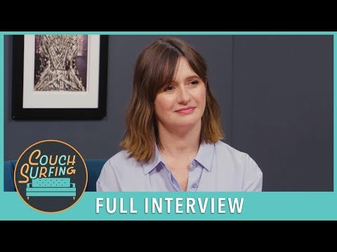 Emily Mortimer On Her Scream 3 Death, Notting Hill, & More FULL  PeopleTV  Entertainment Weekly