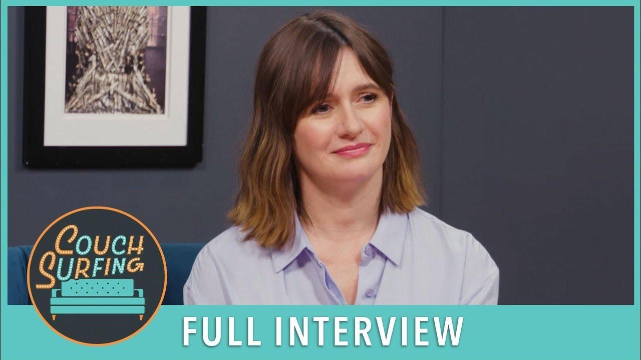 Emily Mortimer On Her Scream 3 Death, Notting Hill, & More (FULL) | PeopleTV