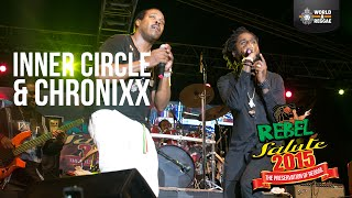 Inner Circle Ft Chronixx Tenement Yard - Live at Rebel Salute 2015.mp3