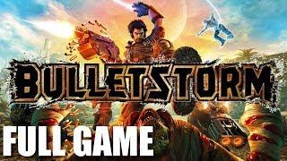 Bulletstorm - Full Game Walkthrough (No Commentary Longplay)