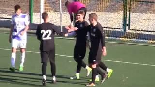 Поділля U-19 vs Колос (Ковалівка) U-19 - 0:4  (25.10.2017) Голи Колоса.