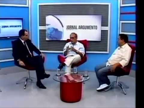 Jornal Argumento gravado em 23/03/2014 entrevistou Dr. Manuel Dias Psiquiatra