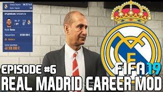 FIFA 19 | Карьера тренера за Реал Мадрид [#6] | НАВАС УХОДИТ В ИНТЕР ? А РЕАЛ НАКОНЕЦ-ТО ВЕРНУЛСЯ !?