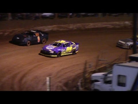 Winder Barrow Speedway Advanced Four Cylinder Race 9/17/16