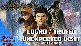 Video de Shenmue HD | Logro / Trofeo: Unexpected Visit
