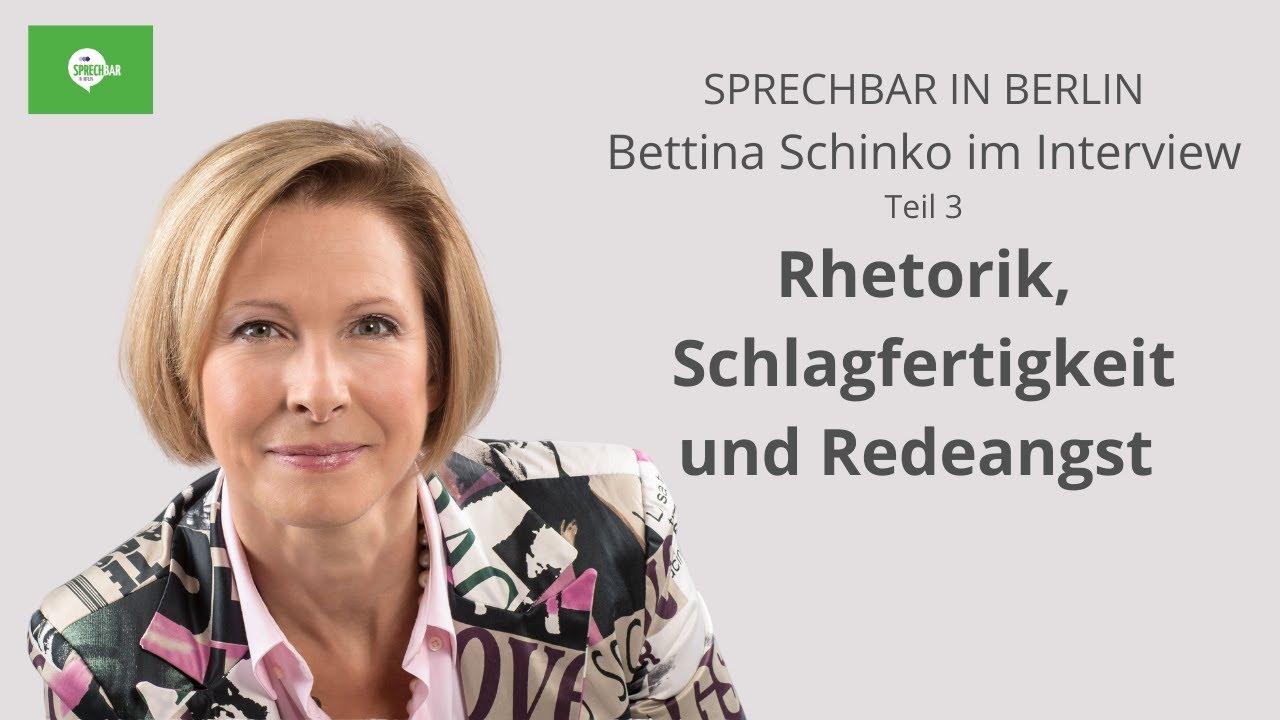Rhetorikkurse Berlin