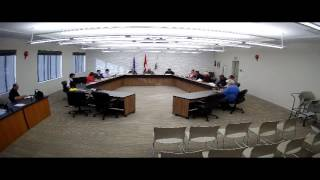 Town of Drumheller Regular Council Meeting of October 3, 2016