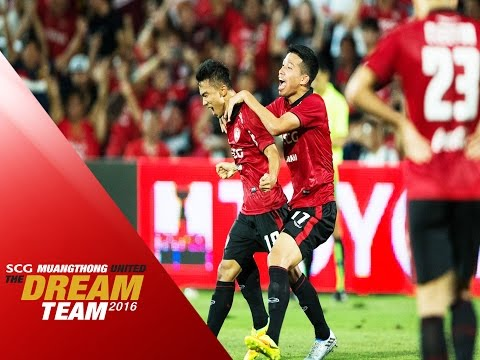MTUTD.TV ไฮไลท์ฟุตบอลไทยลีกเอสซีจีเมืองทองฯ 3-2 บุรีรัมย์