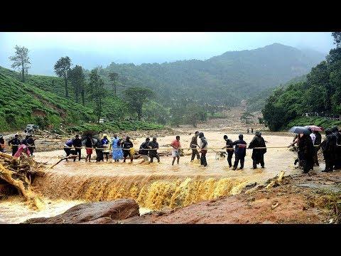 Monsoon floods in India kill 115