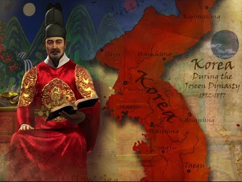 Let's Play CIV V - Korea (002) - Can't Make Progress on the Ottomans