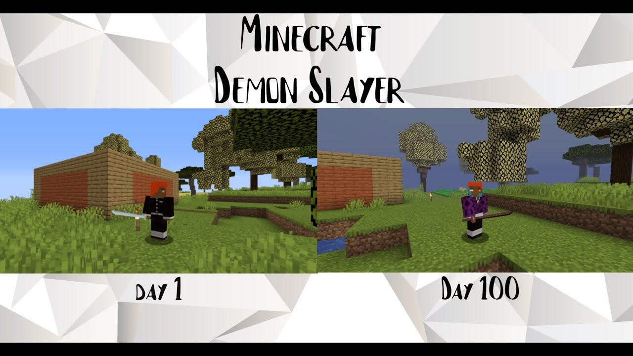 For those of us demon slayer fans who also play minecraft a friend and i are starting up a not for profit demon slayer … Demon Slayer Mod Kimetu No Mods Minecraft Curseforge