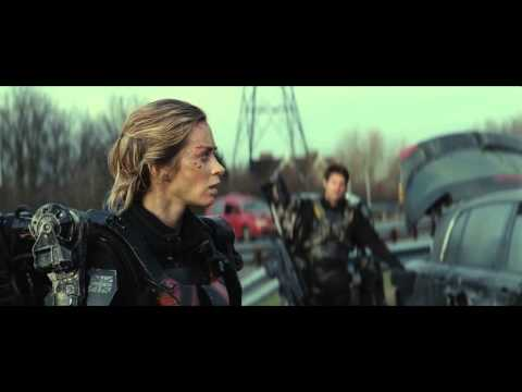 Edge of tomorrow deleted scene #4