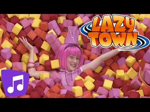 Lazy Town | Bing Bang Song Music Video