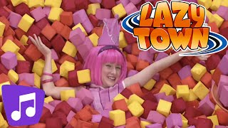 Bing Bang Song Music Video | LazyTown
