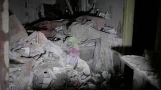 Ясиноватая: последствия танкового обстрела, погиб пенсионер (30 марта)