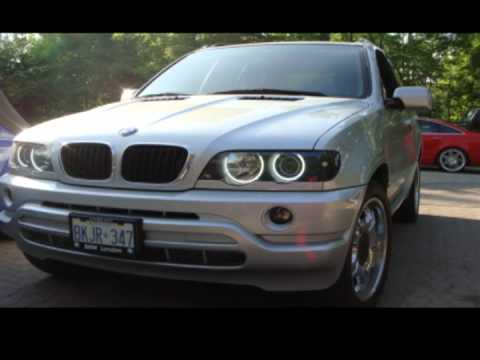 Wired Ridez Bmw X5 E53 Youtube