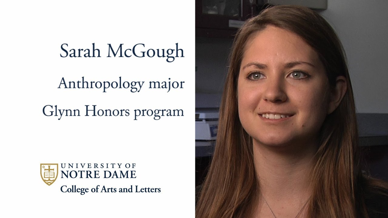 Notre dame anthropology senior thesis discussion essay samples