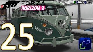 Forza Horizon 2 Walkthrough - Part 25 - Barn Find: Volkswagen Type 2 De Luxe 1963