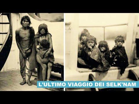 """L'ultimo Viaggio dei Selk'nam: dalla """"Fine del Mondo"""" agli Zoo umani d'Europa"""