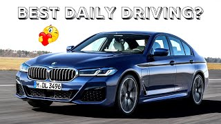2021 BMW 5 Series Sedan - All You Need to Know