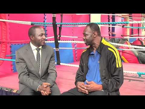 Sama Ndango Interviews James Cook (British, European Boxing Champ!)