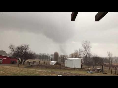 Central Michigan Tornado