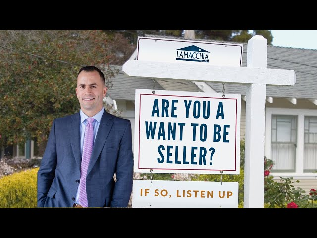 Are You a Want To Be Seller? If so, Listen to This!