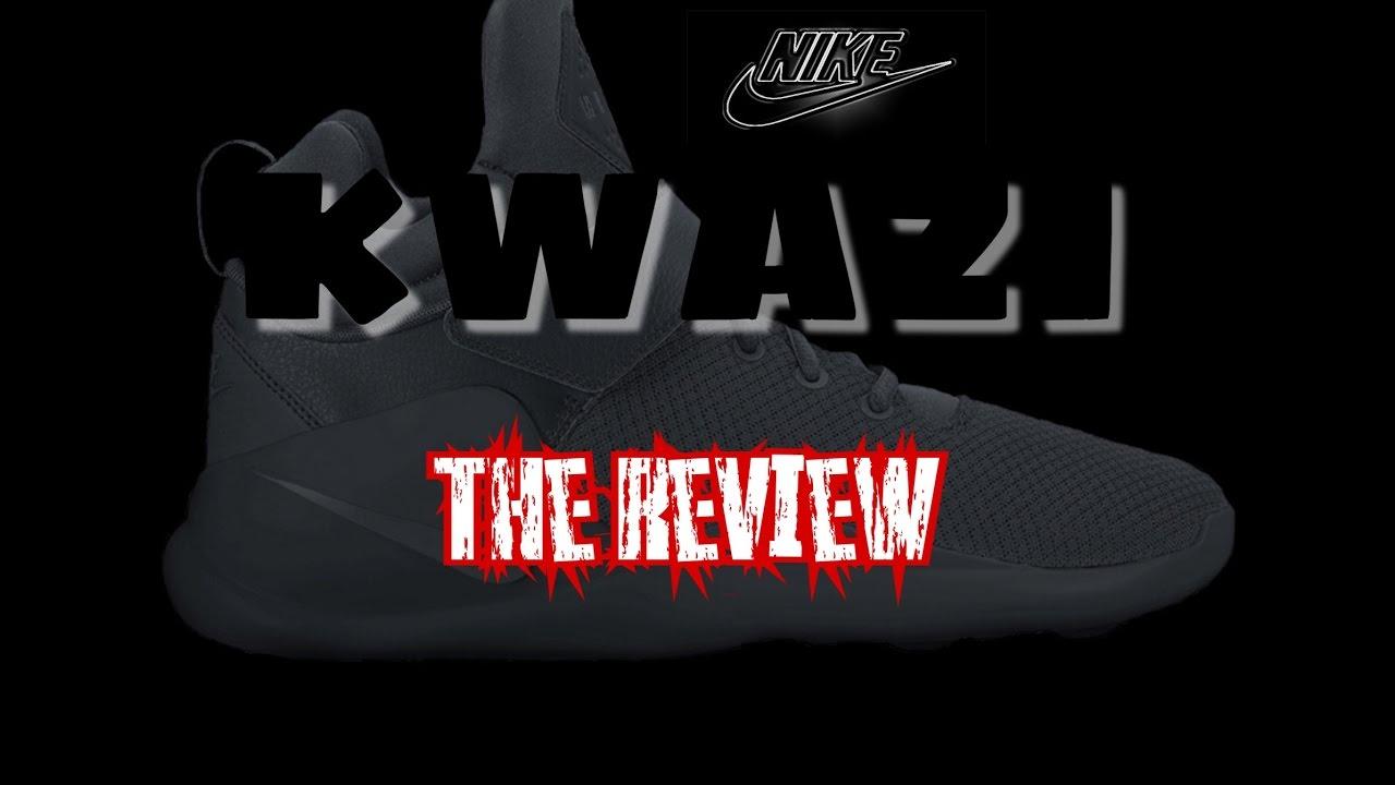 The Nike Kwazi Review   Nike Kwazi Unboxing   Nike Kwazi on Feet