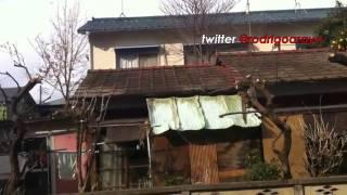 TERREMOTO Tokyo Japan Earthquake 2011
