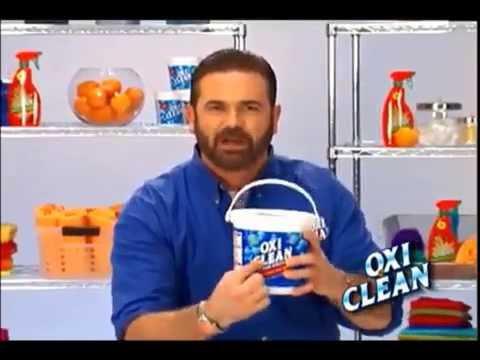 Oxi Cotton Clean (Billy Mais-La commercial parody)