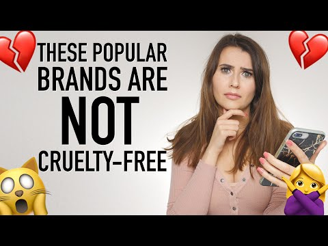 These Popular Beauty Brands are NOT Cruelty-Free  [Logical Harmony]