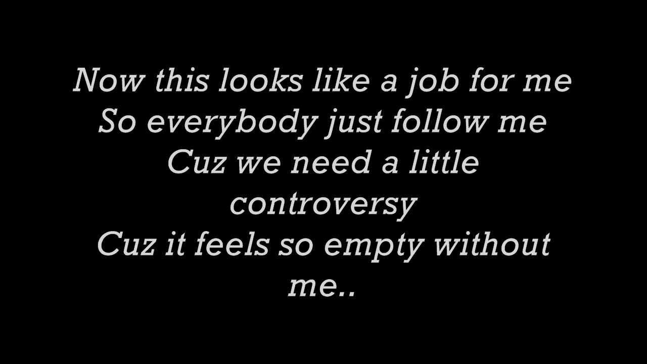 Eminem   Curtain Call   Without Me Lyrics # 9
