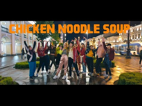 Download KPOP IN PUBLIC j-hope - Chicken Noodle Soup feat. Becky G dance cover by Divine Mp4 baru