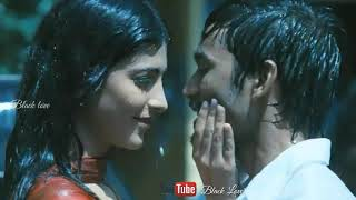 Adai mazhai varum lyrics Vaseegara en minnale movie song status Black love edits