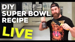 DIY SUPER BOWL RECIPE | HANDLE-IT