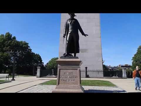 Bunker Hill Monument - Historic Boston & The American Revolution