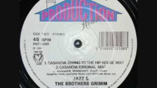 Jazz & Brothers Grimm - Casanova (Swing To The Hip House)