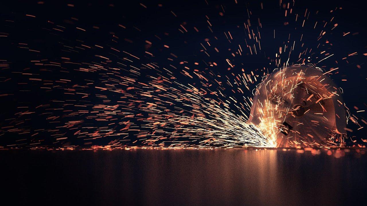 Falling Stars Grunge Wallpaper How To Make Sparks In Blender Youtube
