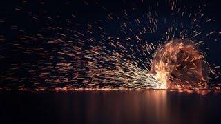 How to Make Sparks in Blender
