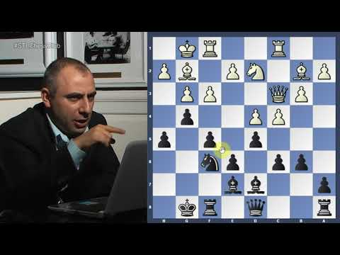 Akobian vs. Mareco, 2017 Spring Classic | Games to Know by Heart - GM Varuzhan Akobian