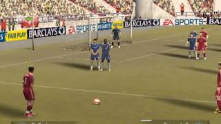 FIFA 07 Manager Mode - Gameplay